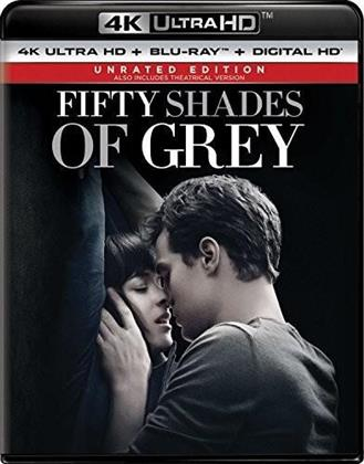 Fifty Shades of Grey (2015) (4K Ultra HD + Blu-ray)