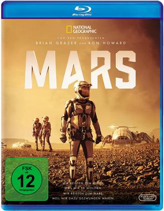Mars (National Geographic, 3 Blu-ray)