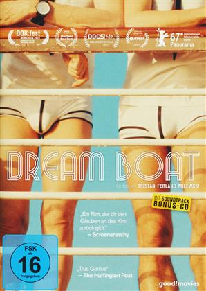Dream Boat (2017) (DVD + CD)