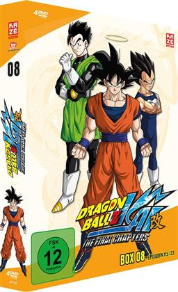 Dragon Ball Z Kai - Box 8 (4 DVDs)
