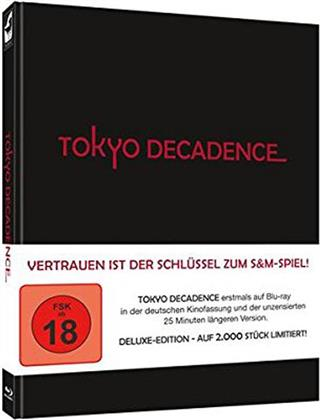 Tokyo Decadence (1992) (Deluxe Edition, Kinoversion, Limited Edition, Mediabook, 2 Blu-rays)