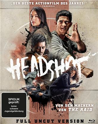 Headshot (2016) (Limited Edition, Steelbook, Uncut)