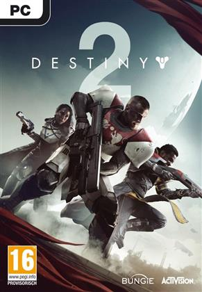 Destiny 2 - (Code in a Box) (Day One Edition)