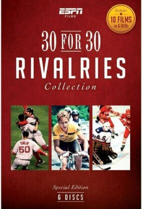 ESPN Films 30 for 30 - Rivalries Collection (Special Edition, 6 DVDs)
