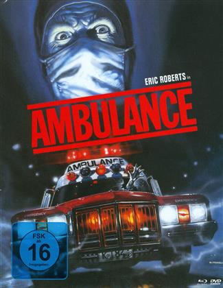 Ambulance (1990) (Limited Edition, Mediabook, Uncut, Blu-ray + 2 DVDs)