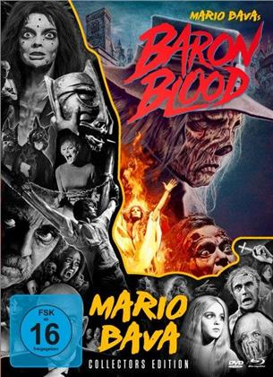 Baron Blood (1972) (Mario Bava-Collection, Collector's Edition, Blu-ray + 2 DVDs)