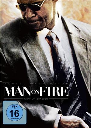 Man on Fire - Mann unter Feuer (2004) (Cover A, Limited Edition, Mediabook, Uncut, Blu-ray + DVD)