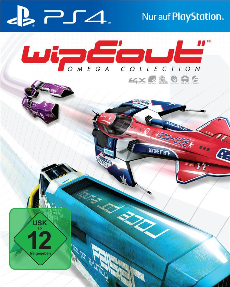 Wipeout Omega Collection (German Edition)