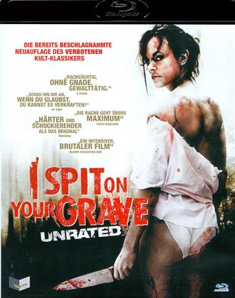 I Spit on your Grave (2010) (Neuauflage, Uncut, Unrated)