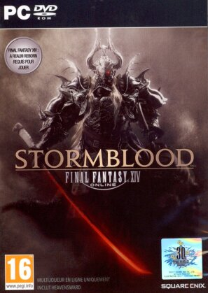 Final Fantasy XIV - Stormblood
