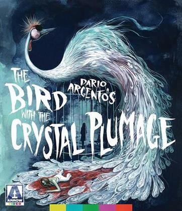 The Bird With The Crystal Plumage (1970) (Limited Edition, Blu-ray + DVD)