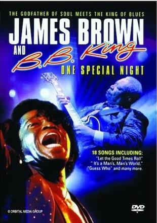 James Brown & B.B. King - One Special Night - Live at the Beverly Theater 1983