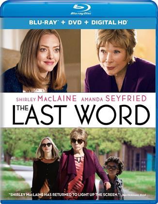 The Last Word (2017) (Blu-ray + DVD)