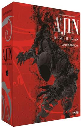 Ajin - Demi-Human (Limited Edition, 4 DVDs + 3 Blu-rays)