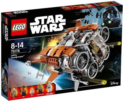 LEGO© 75178 Star Wars(TM) - Jakku Quadjumper(TM)