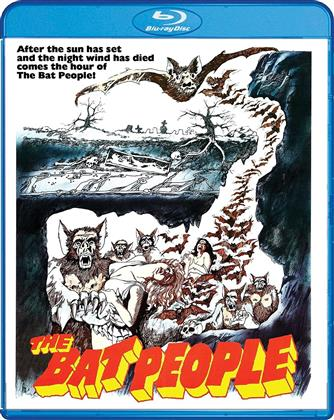 The Bat People (1974) (s/w)