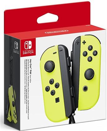Joy-Con 2er-Set Neon-Gelb