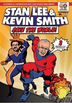 Stan Lee & Kevin Smith - Save the World (2 DVDs)