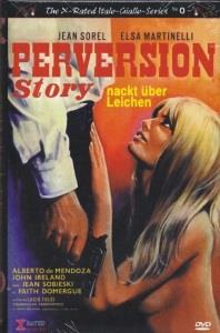 Perversion Story - Nackt über Leichen (1969) (Grosse Hartbox, Cover B, Limited Edition, Uncut)