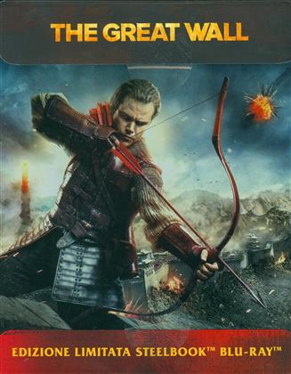 The Great Wall (2016) (Limited Edition, Steelbook)