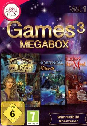 Purple Hills: Games 3 - Mega Box Vol. 1