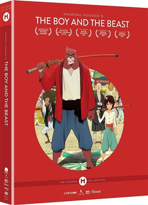 The Boy and the Beast - Hosoda Collection (2015) (Hosada Collection, Collector's Edition, Blu-ray + DVD)