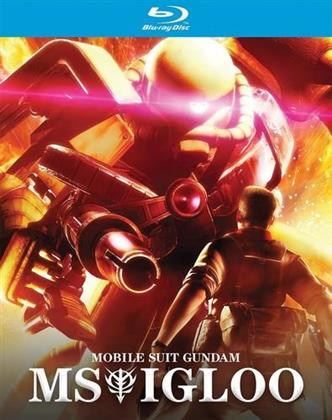 Mobile Suit Gundam - Ms Igloo (Collector's Edition, 3 Blu-rays)