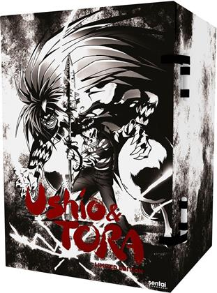 Ushio & Tora - Complete TV Series (Limited Edition, 5 Blu-rays + 8 DVDs)
