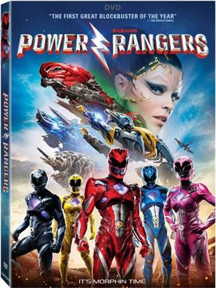 Saban's Power Rangers (2017)