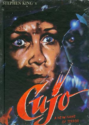 Cujo (1983) (Classic Cover, Limited Edition, Mediabook, Uncut, Blu-ray + DVD)