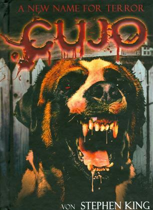 Cujo (1983) (New Cover, Limited Edition, Mediabook, Uncut, Blu-ray + DVD)