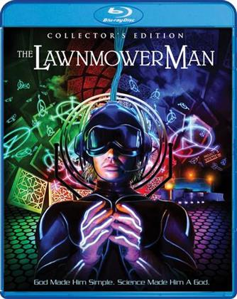 The Lawnmower Man (1992) (Collector's Edition, 2 Blu-rays)