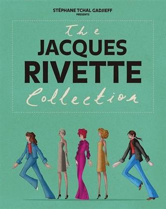 The Jacques Rivette Collection (Limited Edition, 6 Blu-rays)