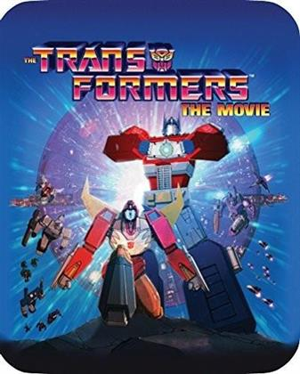 The Transformers - The Movie (1986) (Steelbook)