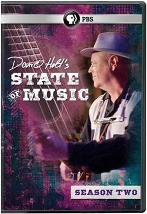 David Holt - David Holt's State of Music - Season 2 (2 DVDs)