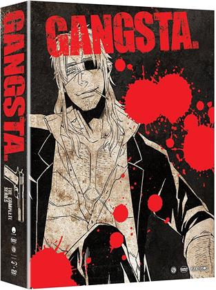 GANGSTA - The Complete Series (Limited Edition, 2 Blu-rays + 2 DVDs)