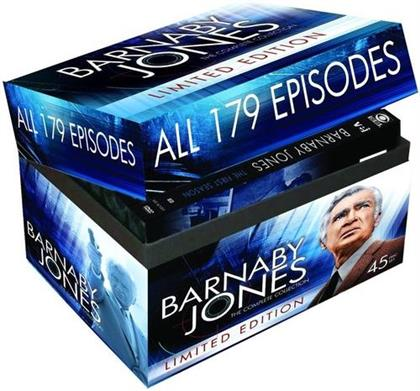 Barnaby Jones - The Complete Collection (Edizione Limitata, 45 DVD)
