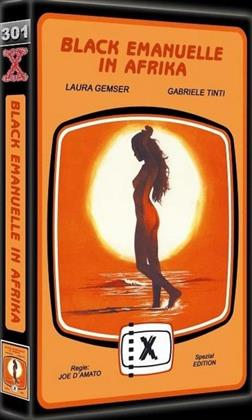 Black Emanuelle in Afrika (1978) (Grosse Hartbox, Cover B, Uncut)
