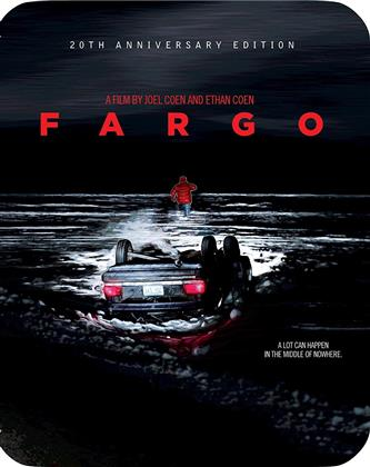 Fargo (1996) (20th Anniversary Edition, Steelbook)