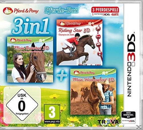 Image of 3in1 - Das Pferde-Bundle