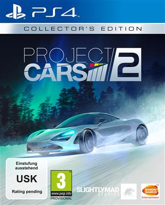 Project Cars 2 (Édition Collector)