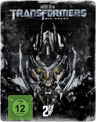 Transformers 2 - Die Rache (2009) (Limited Edition, Steelbook)