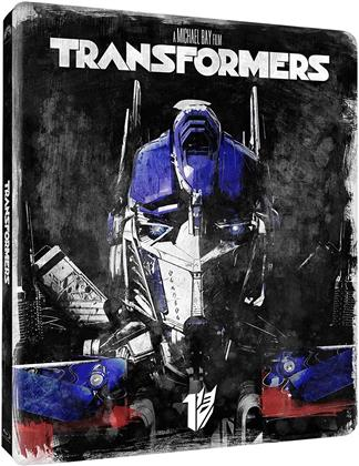 Transformers (2007) (Edizione Limitata, Steelbook, 2 Blu-ray)