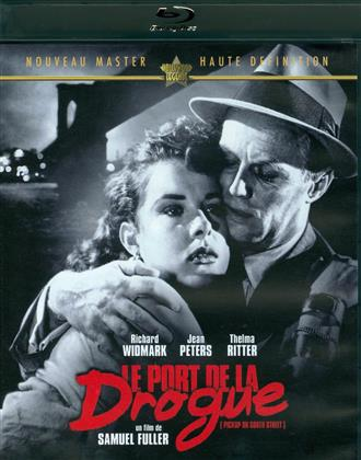 Le port de la drogue (1953) (Hollywood Legends, s/w, Remastered)