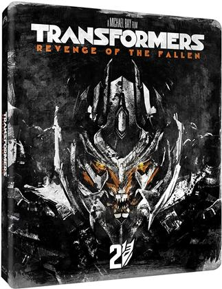 Transformers 2 - Revenge of the Fallen (2009) (Edizione Limitata, Steelbook, 2 Blu-ray)