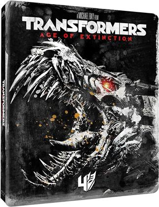 Transformers 4 - Age of Extinction (2014) (Edizione Limitata, Steelbook, 2 Blu-ray)