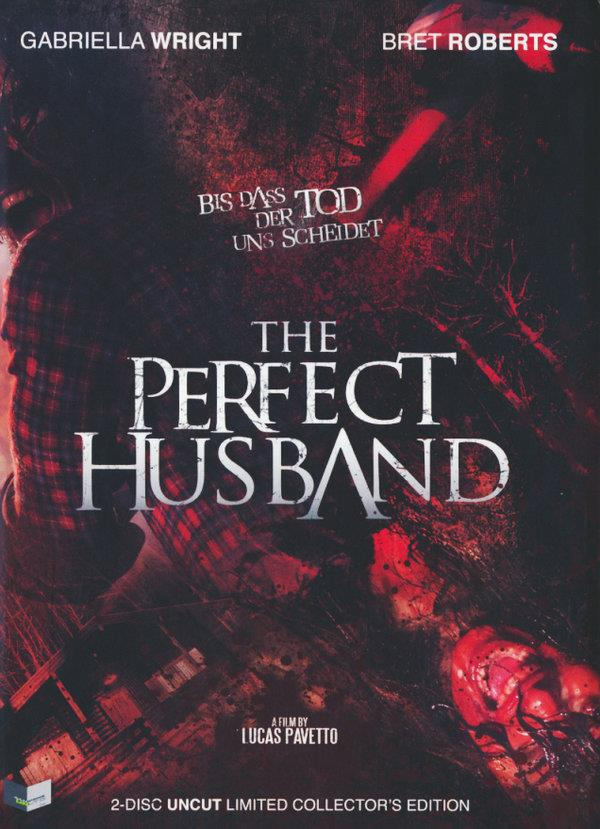 The Perfect Husband (2014) (Cover A, Collector's Edition, Limited Edition, Mediabook, Uncut, Blu-ray + DVD)