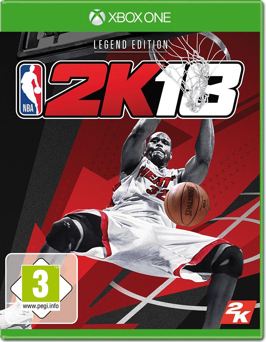 Bild NBA 2K18 (Legend Edition)