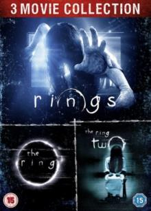 Rings (2017 / The Ring (2002) / The Ring Two (2005) (3 DVDs)
