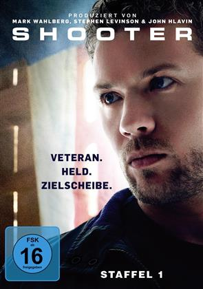 Shooter - Staffel 1 (4 DVDs)